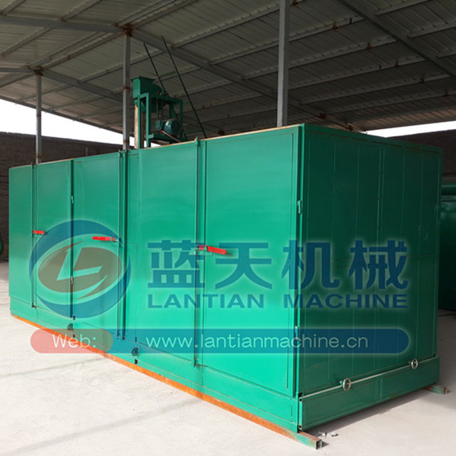 food Rotary Dryer Machine for Hot Sale