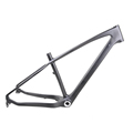 "26er Carbon Fat Bike frame BSA Snow Bicycle QR UD Matt MTB 15.5""/17.5""/19""/20.5"""