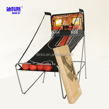 Foldable Basketball Machine For shooting games