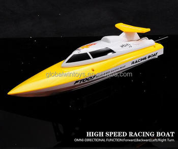 Speedboat FT007 2.4G 4 Channel jet boat boats for sale
