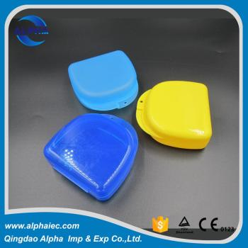 new style wholesale denture box retainer case
