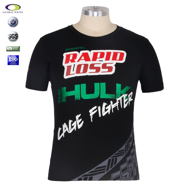 High Quality Custom Cotton Bulk T Shirt Printing Companies