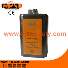 2014 Heavy Duty Battery 6v 4r25 China Manufacture
