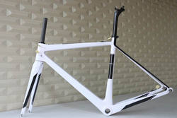 custom painting 2016 New Arrival!! Full Carbon Frame Superlight Road Frame 850G With UD/3K Finish