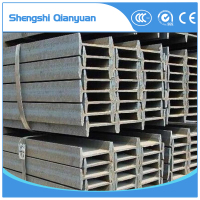 Q235/Q345/A36/SS400/S275JR/S235JR largest i beam