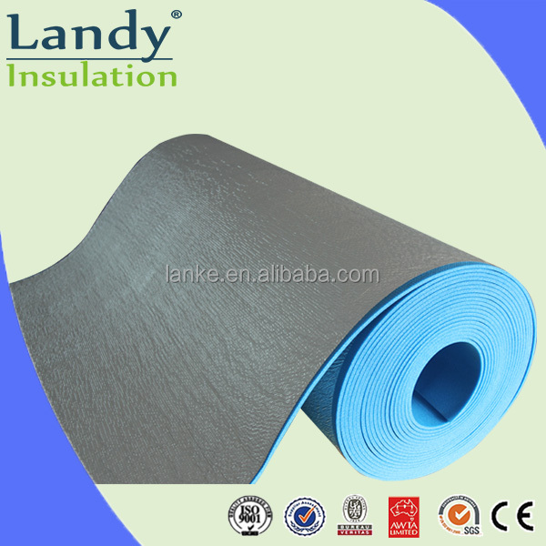 Save energy thermal materials cold room insulation xpe foam insulation