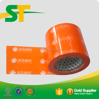 outdoor waterproof bopp packing tape with logo