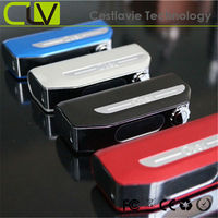 healthy product 4 colors available 40W box mod 2600mAh vape tops