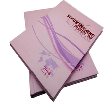 China guangzhou manufacture cheap price make hardcover book printing for door and windows