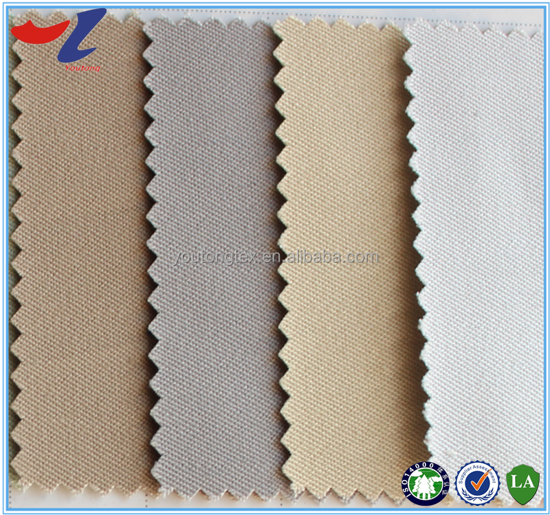 Make to order 100% cotton twill fabric for workwear suit