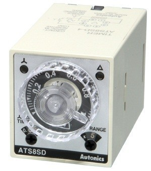 ATS8SD Autonics time relay ATS8SD-4 Star-Delta timer relay Analog Timers