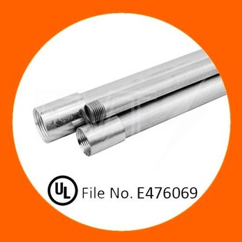 UL Listed Steel Electrical IMC Conduit For