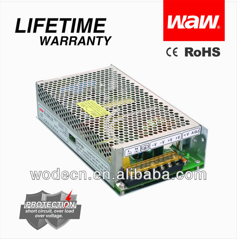 24v 8.3a 200w smps switching power supplier with CE ROHS approved