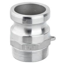 Type A B C D DC DP E aluminum female coupler x hose shank flexible quick camlock coupling for fire hose /garden hose