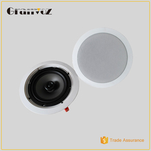 40w 8 ohm Speaker,CS-5008 PA System Ceiling Speaker,6.5-inches Coaxial,2-Way Crossover 40W