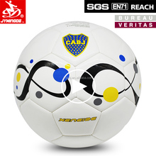 Customised print inflatable soccer ball sports goods in china