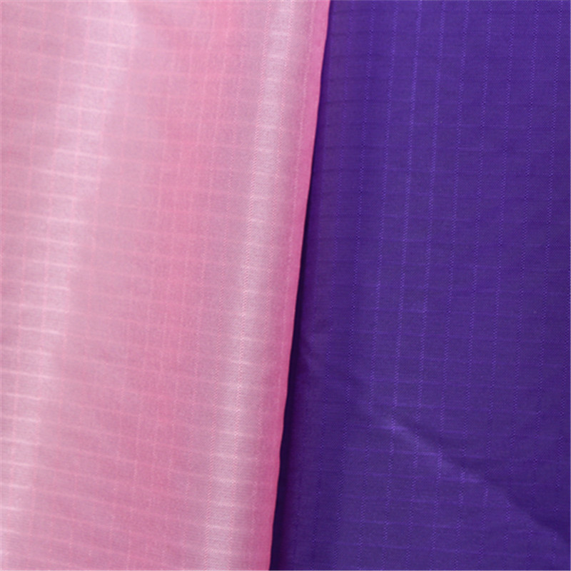 30D ripstop parachute <strong>nylon</strong> 66 fabric silicone PU coated fabric for parachute hot-air ballon