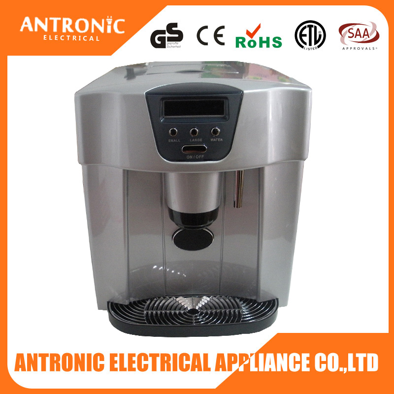 Antronic ATC-IM-10B 10kg/day high classy ice dispenser with cold water Italian Ice Machine