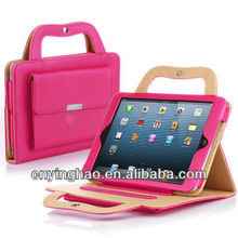 PU Leather Cellphone Pocket Carrying Case For ipad Mini