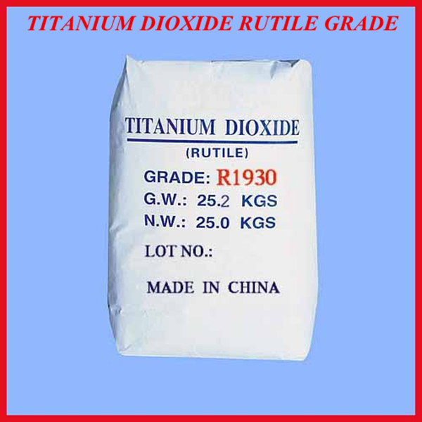 rutile titanium dioxide similar as TR-92 for paint making chemicals