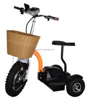 2015 new 500w 3 wheel electric scooter