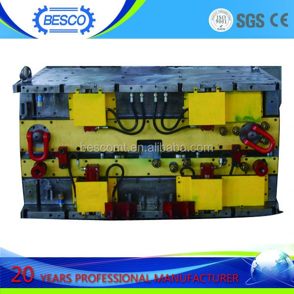Oem Custom Smc Manhole Cover Telecom Cover Compression Mould