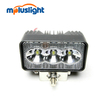 wholesale 12v 9w 20 inch amber 4x4 dual color auto offroad led mini light bars