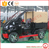 CE 4 Whee Electric Transport Vehicle with Cargo Platform