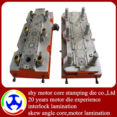 Ceiling fan motors core automatic stacking and skew angle progressive die/mould/tool,stator rotor