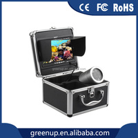 "China Supplier BOBLOV 30M IR Underwater Video Camera Fishing Fish Finder 7"" LCD TFT Screen"