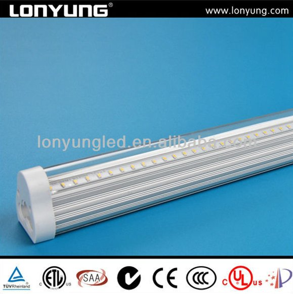 Water proof IP65 outdoor integrative t5 led tube aquarium
