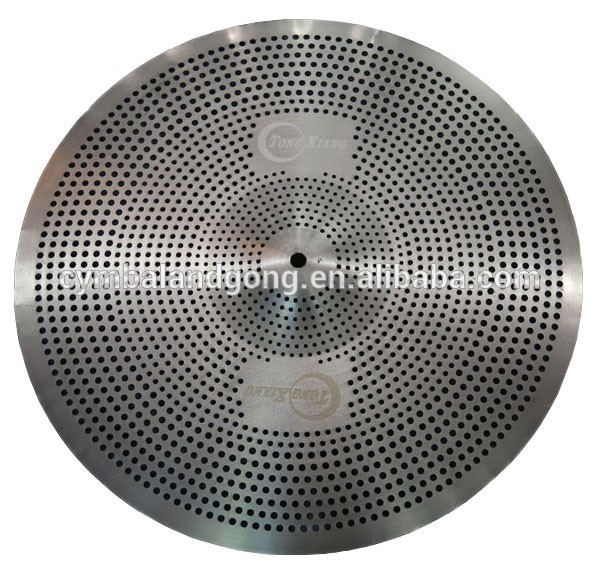 Cymbale special Silencer cymbals drum cymbal for sale