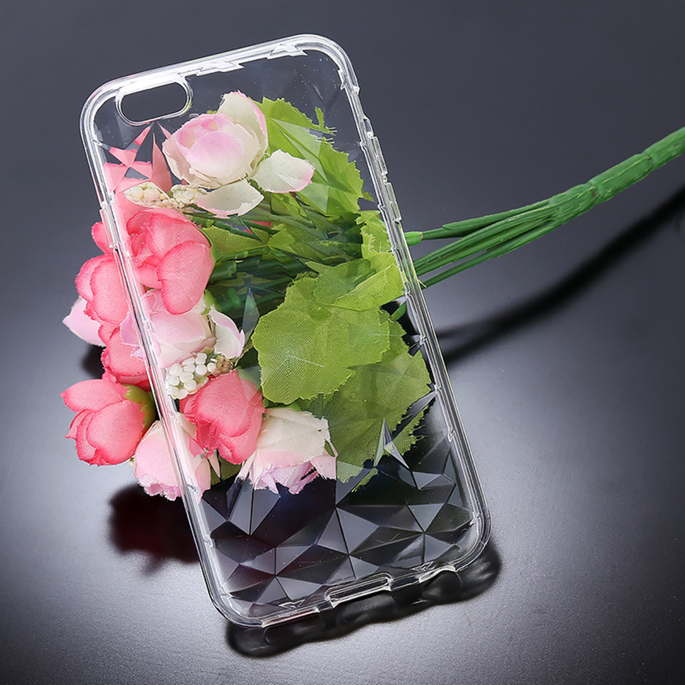 HAISSK New Product Anti-Scratch & Anti-Slip TPU Mobile Phone Accessories Cell Phone Accessories For iPhone 6 Case