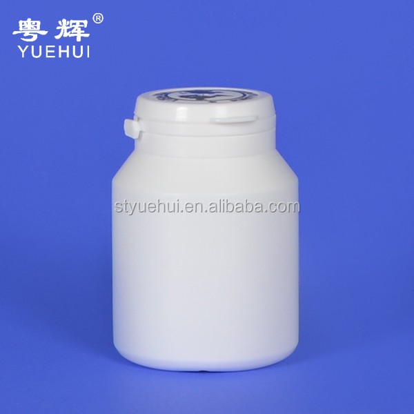 HDPE 150ml bottle Recycling plastic bottles