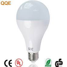 High lumen brightness cheap price 18w 180 degree A80 E27 B22 aluminum and plastic led light bulb