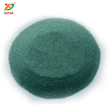Green Silicon Carbide grits for material airstrip , energy Green Silicon Carbide grits , green silicon carbide grain