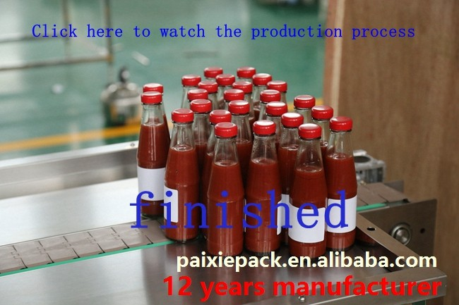pneumatic type strawberry jam filler