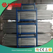 American type frame scaffolding systems punched hole cross brace for buying accessories