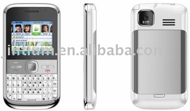 Low price cell phone with TV E5