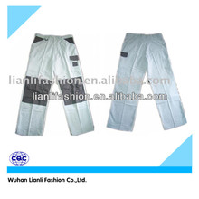 men cotton work pant