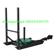 professional fitness equipment gym machine bodybuilding Crossfit Prowler Sled JG-8601