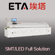 Private Label SMT LED Solder Reflow/Lead Free Reflow Oven/SMT Machine