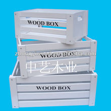 Wooden packing boxes fruits and vegetables, parts, timbers, lamelas, wooden crates