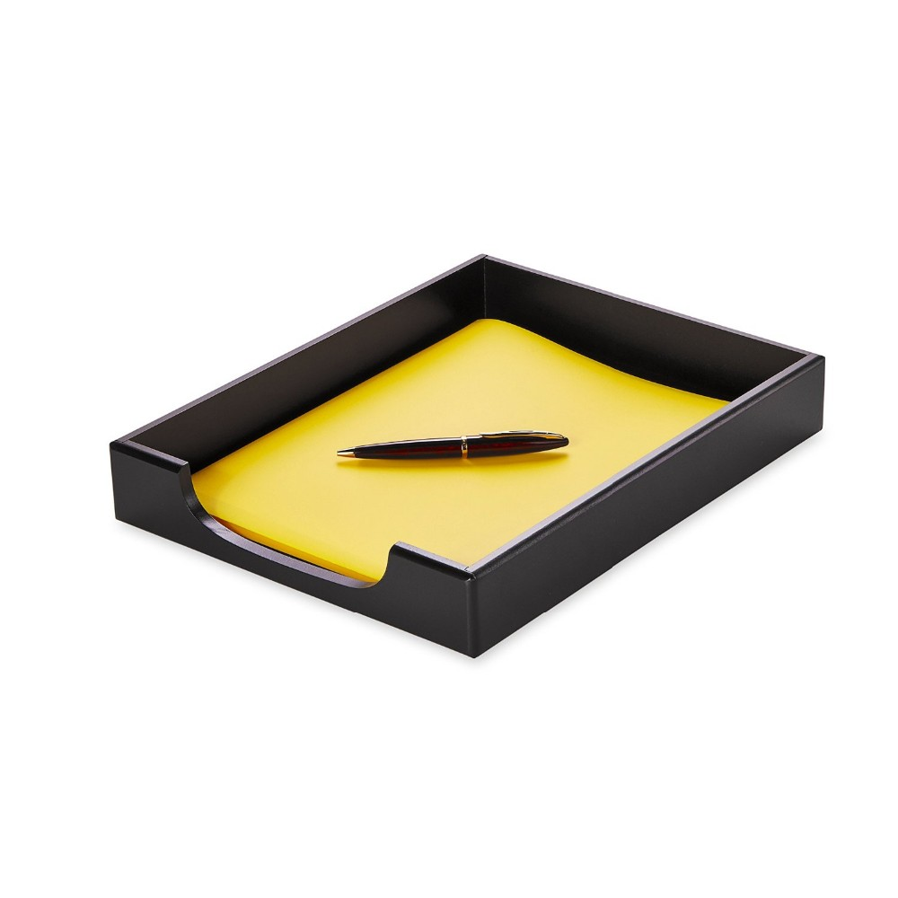 Leather Office Desk Set For Leather Memo Box,Faxu Leather Desk Set For Notepad And Memo Pad