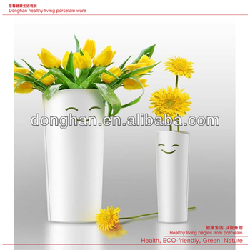 2016 Modern Flower Home Design Ceramic Vase