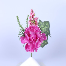Decorative Giant artificial flower / Natural Touch Artificial Flowers/ Artificial Plastic Flower