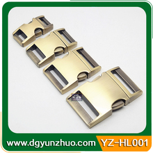 Yunzhuo dog collar buckles, side release buckles for pet collars