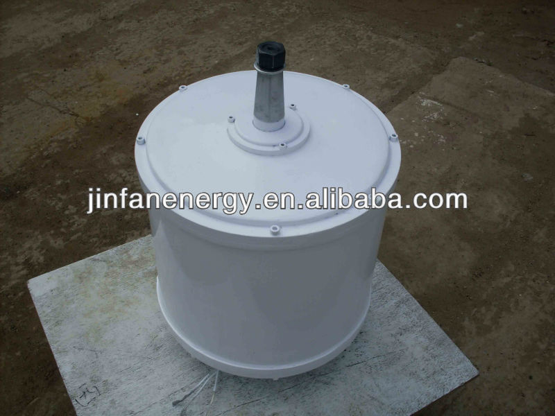 low speed permanent magnet generator/ AC PMG PMA/alternator for turbine use