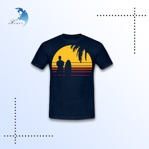 Wholesale Custom Company Logo 100% Cotton T-shirt Printer T-shirt Custom