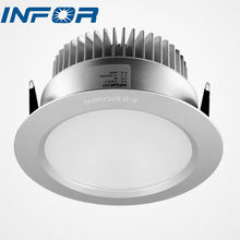australian standards saa approved integrated 110mm 15w SMD5630 High luminous sunny led downlights